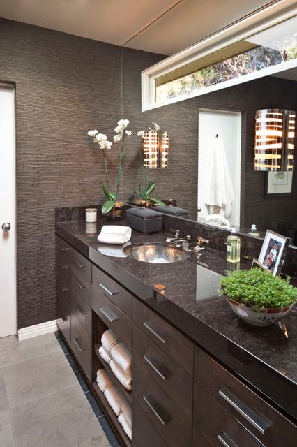 mens bathroom decor in 2020 | Contemporary bathroom ...