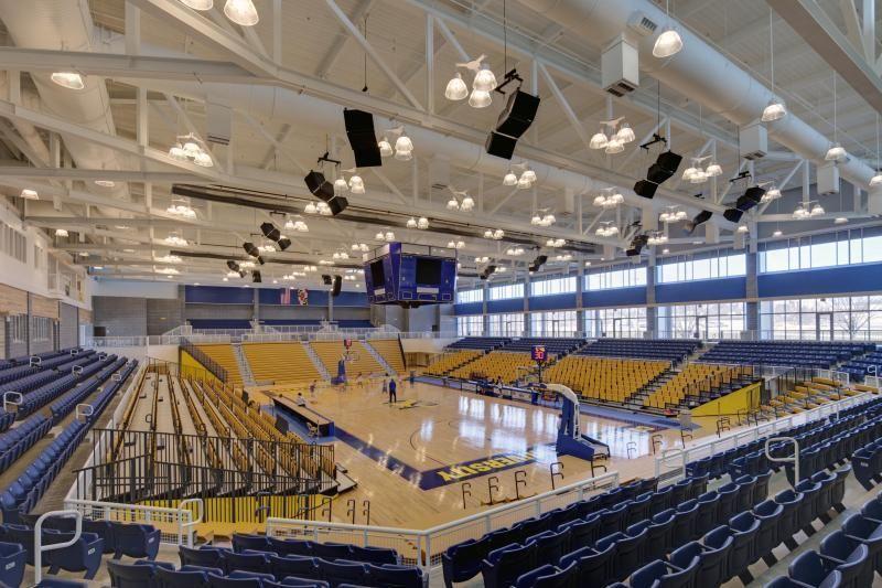 Physical Education Complex Arena Sport Management University Events Management Degree