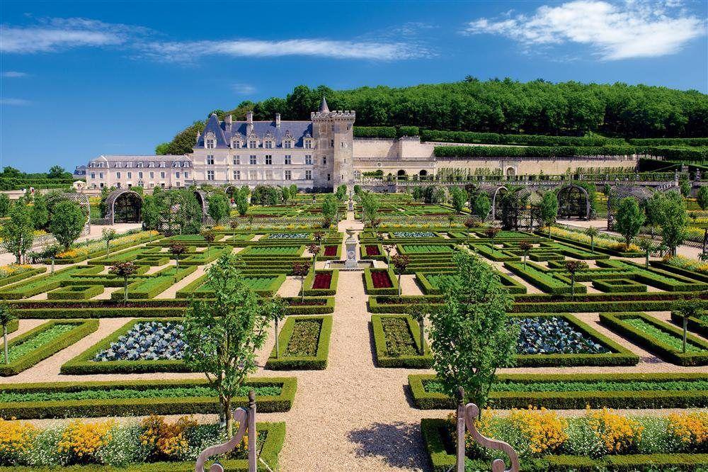 Valle Del Loira Valle Del Loira Jardines Bonitos Castillos