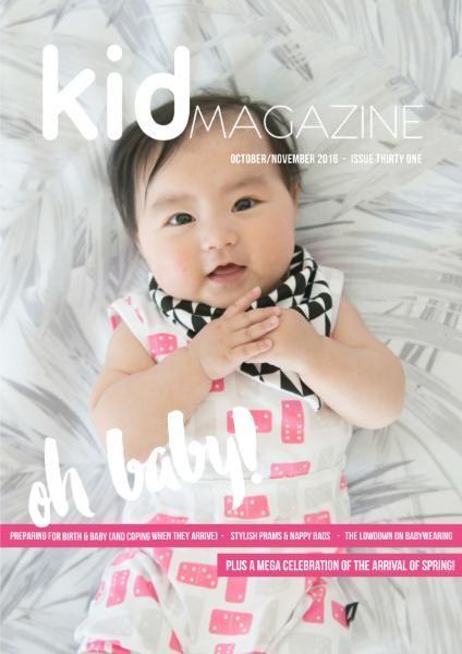 Kid Magazine - October-November 2016