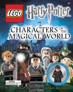 Meet the magical minifigures of the LEGO® Harry Potter™ world in DK's latest addition to our new series, LEGO® Harry Potter™: The Characters of the Magical World!  From the multiple variations of Harry and Ron to the unique characteristics of Snape and Voldemort, readers can learn about each minifigure and the magical sets they star in while learning fun and interesting LEGO Harry Potter facts! ~Amazon