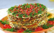 Пирог на кефире - рецепты приготовления с фото. Как ...