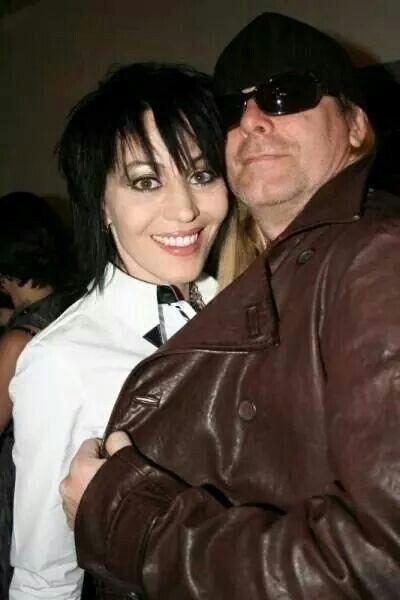 Joan Jett and Robin 2014