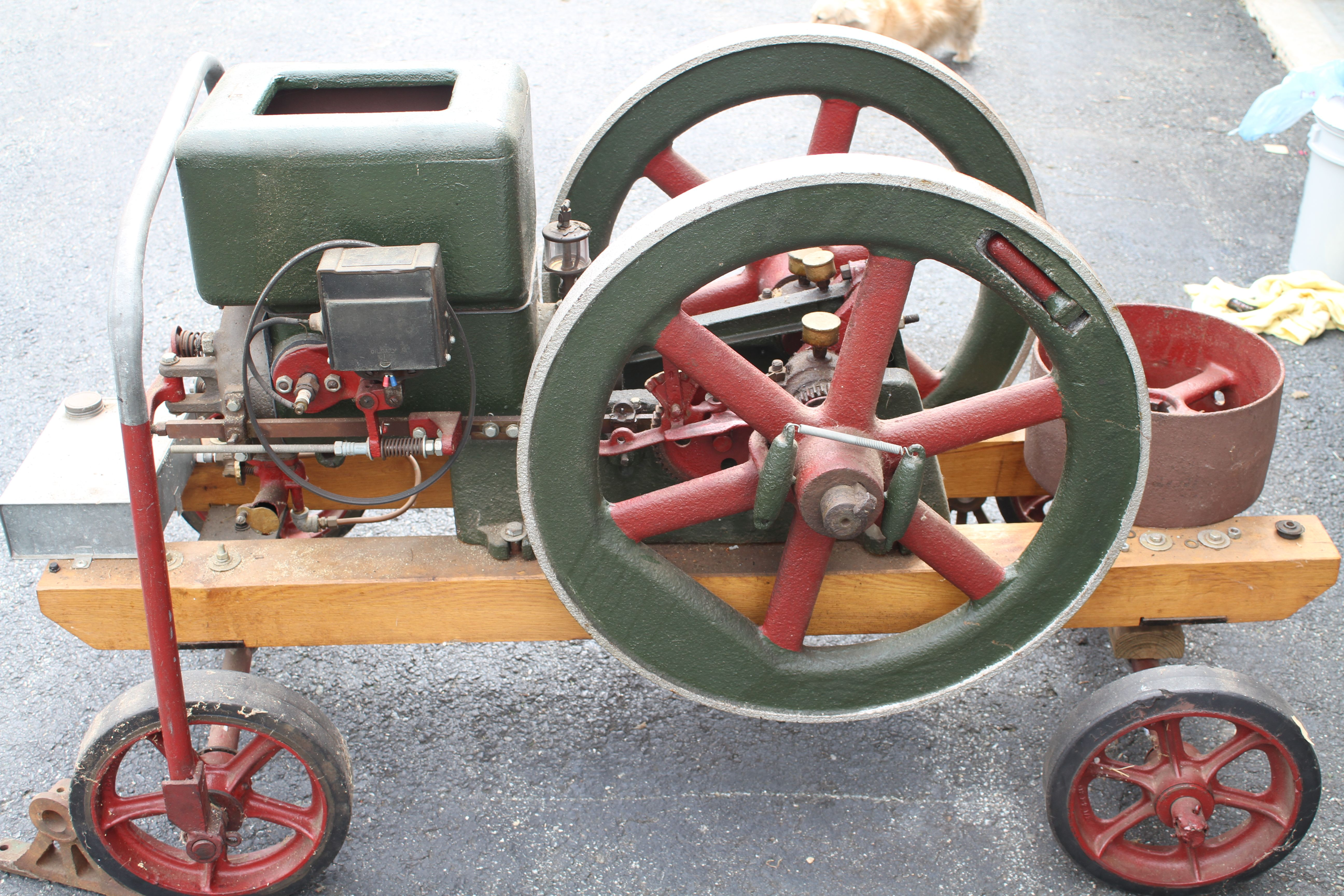 5hp Jumbo by nelson brothers Jumbo, Cannon, Brother