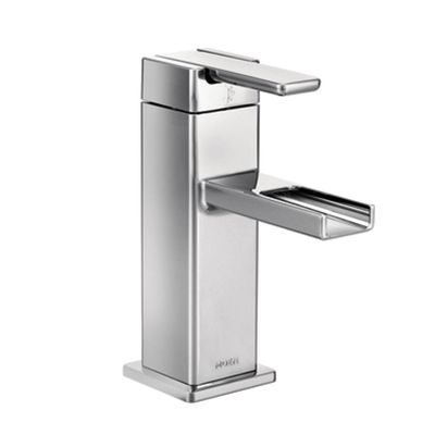 Moen 90 Degree 1 Handle Singlemount Bathroom Faucet