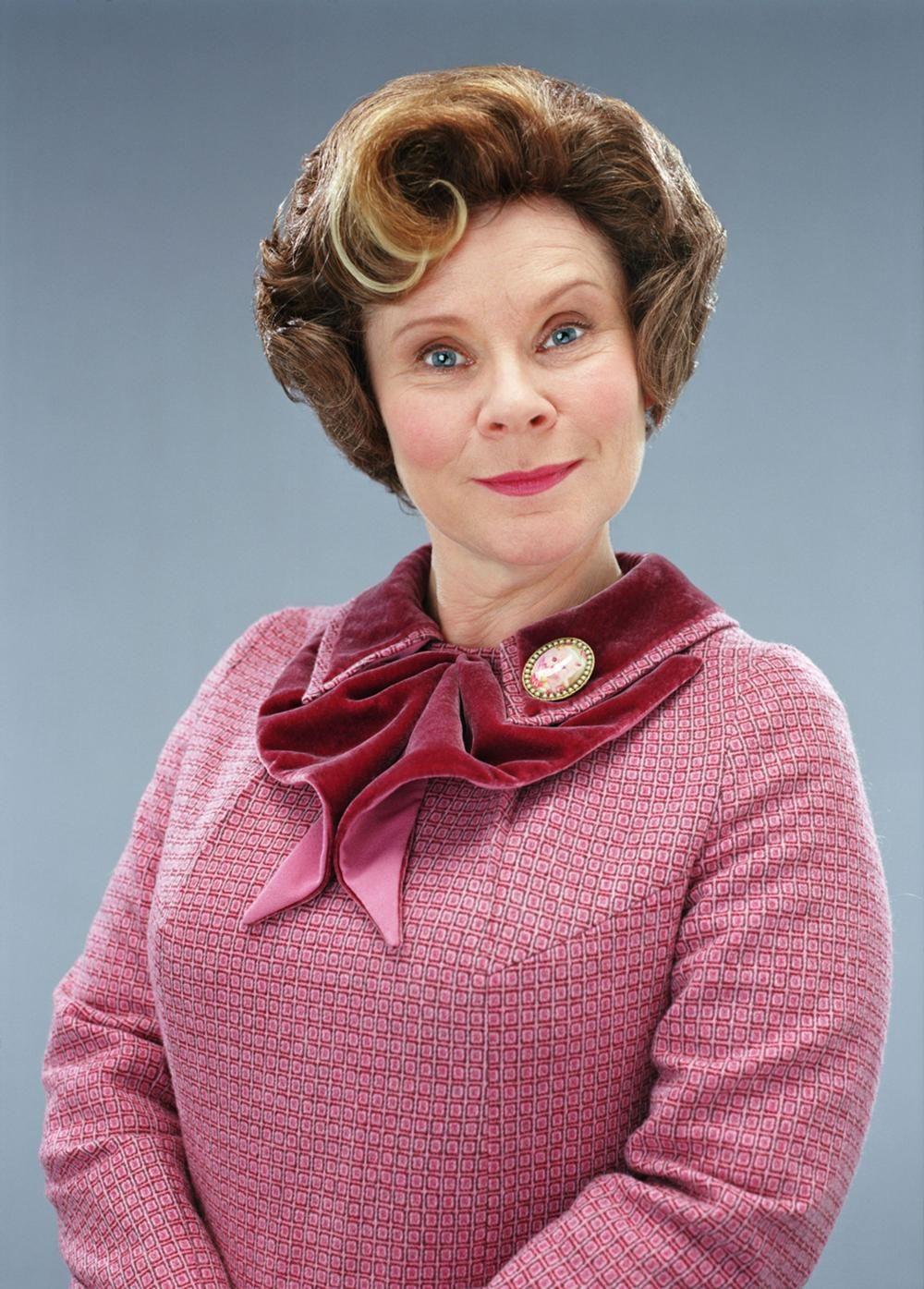 Imelda Staunton Harry Potter Characters Harry Potter Facts Imelda Staunton