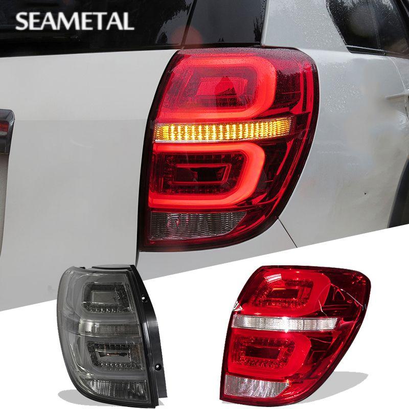 For Chevrolet Captiva 2006 2007 2008 2009 2010 2011 2012 2013 2014 2015 Rear Lights Tail Light Braking Led Drl Turning L Chevrolet Captiva Brake Led Car Lights