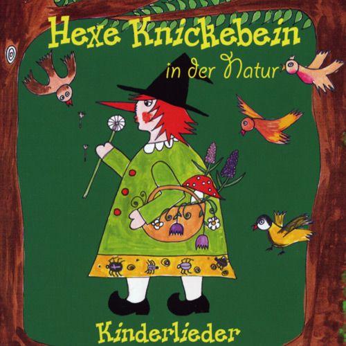 Hexe Knickebein in der Natur - Hexe Knickebein - Kindermusikkaufhaus KIMUK.de - Kindermusik