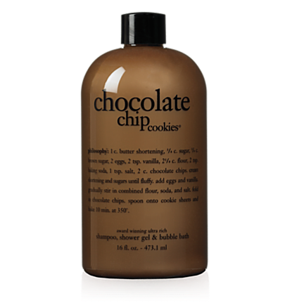 Chocolate Chip Cookies Shampoo Shower Gel Bubble Bath Philosophy Philosophy Shower Gel Body Care Routine Beauty Skin Care Routine