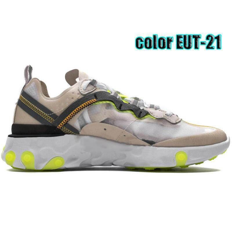 40+Colorways React Element 87 55 Undercover Men Running