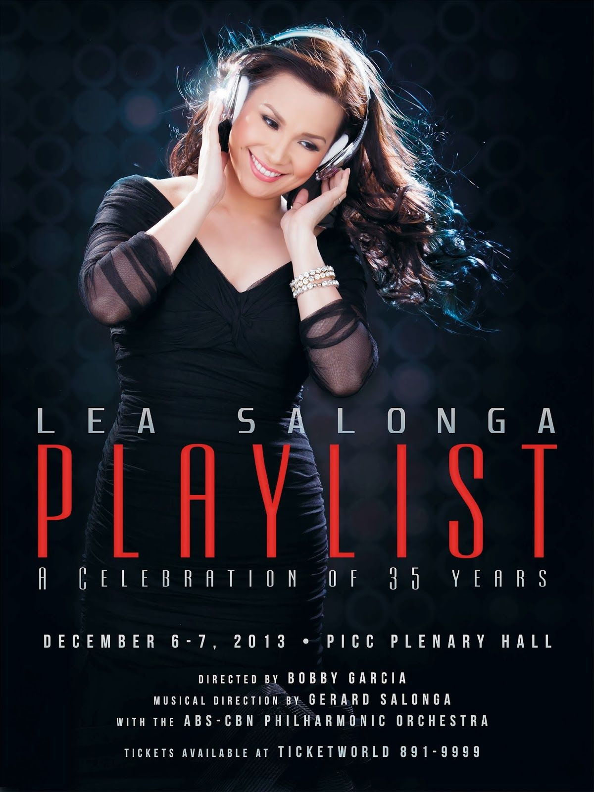 Lea Salong Playlist A Celebration Of 35 Years Now Showing On The Abs Cbn Television Channel Starting 10pm Manila Time Lea Salonga 35th Anniversary Concert