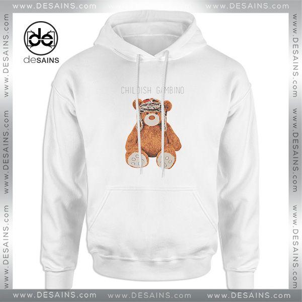 0f874c76b22 Cheap Graphic Hoodie Gambino Bear Childish Gambino   Price   36.00 Gift  Custom Tee Shirt Dress     Desains  Tees  Shirt  Dress