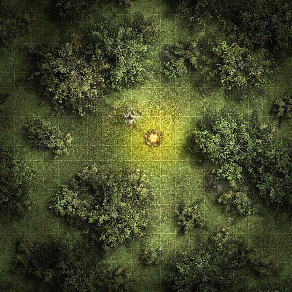 21+ Campfire dnd information