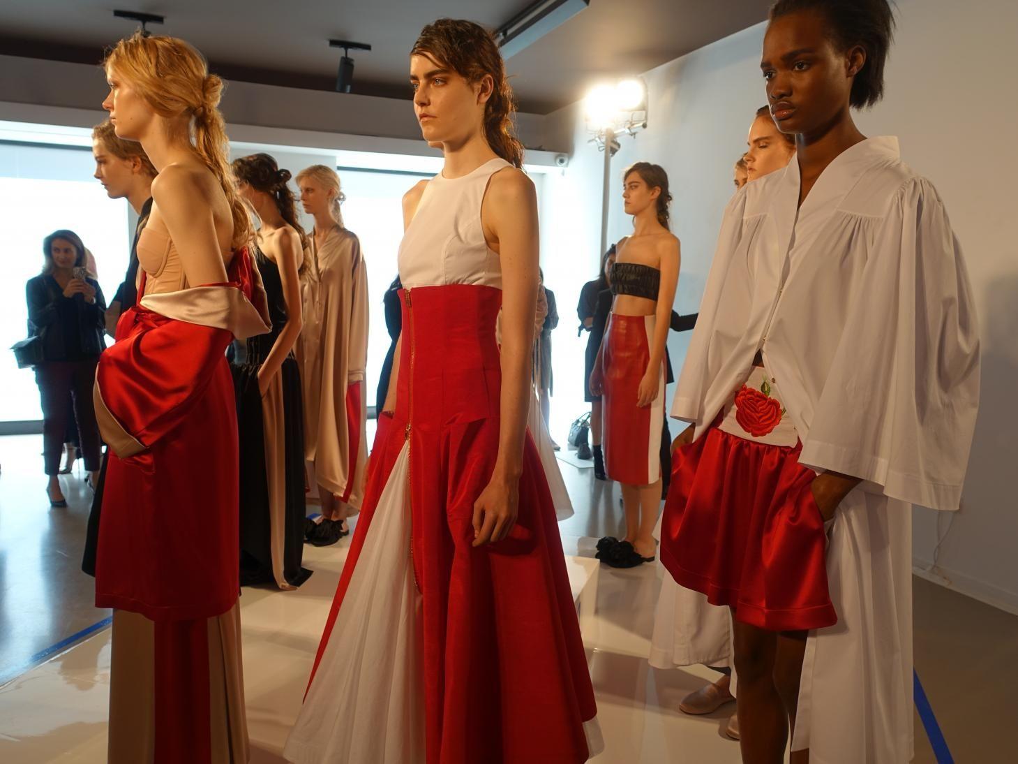 Top 5 From London Fashion Week Fashion Bloc Edit European Fashion Fashion Top 10 Fashion Designers