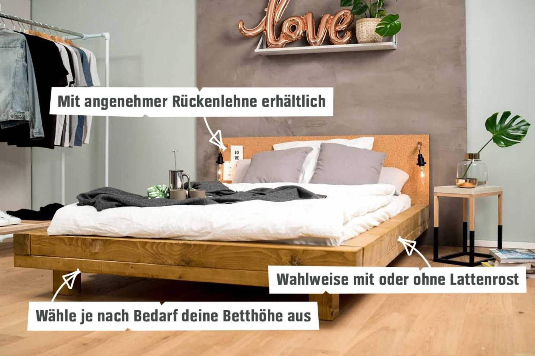 Bett Ludwig Selber Bauen Alle Mobel Mit Bildern Badezimmer
