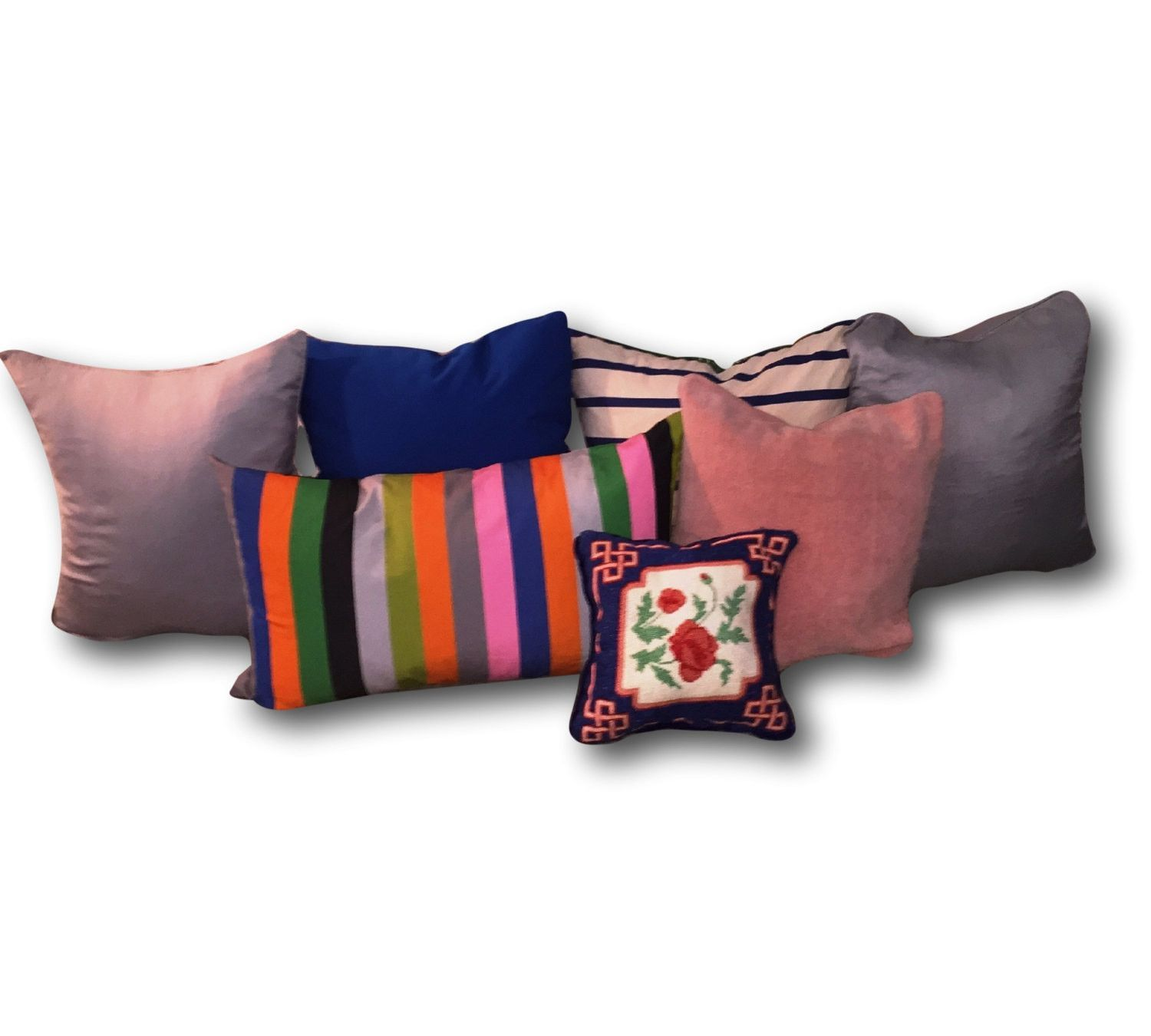 Pillows Decorative On Couch Cozy Living Rooms Pottery Barn