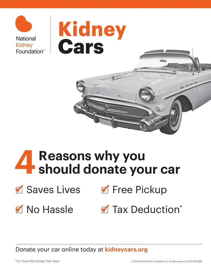 Will Your Car Go The Distance This Summer Let It Steer The Way To Hope For A Kidney Patient Make Your Donate Car Kidney Foundation National Kidney Foundation