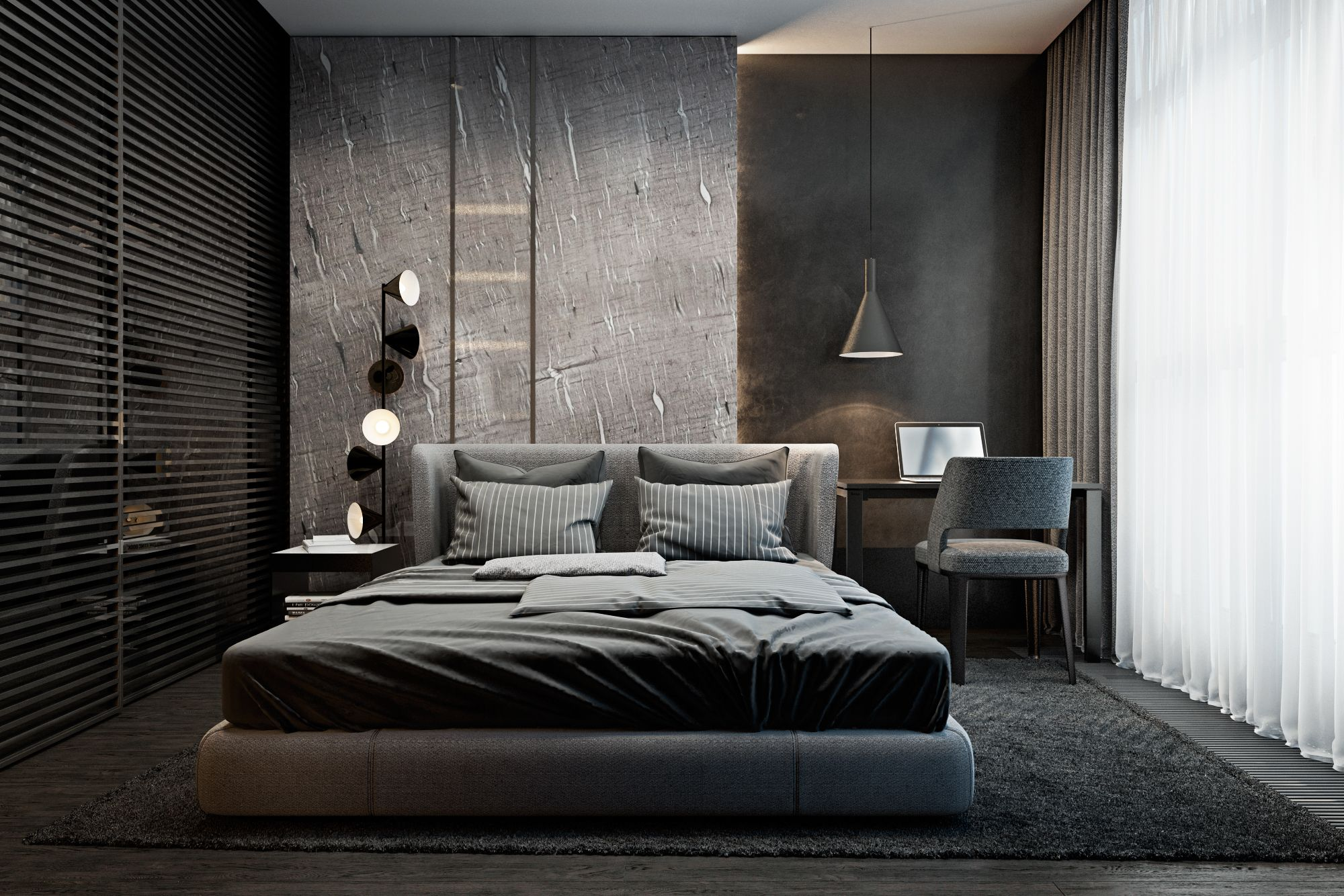 New bedroom interior design  minimalist living room ideas of your space  behance bedrooms