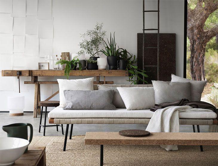 La nuova collezione per soggiorno e zona pranzo Sinnerlig di Ikea ...