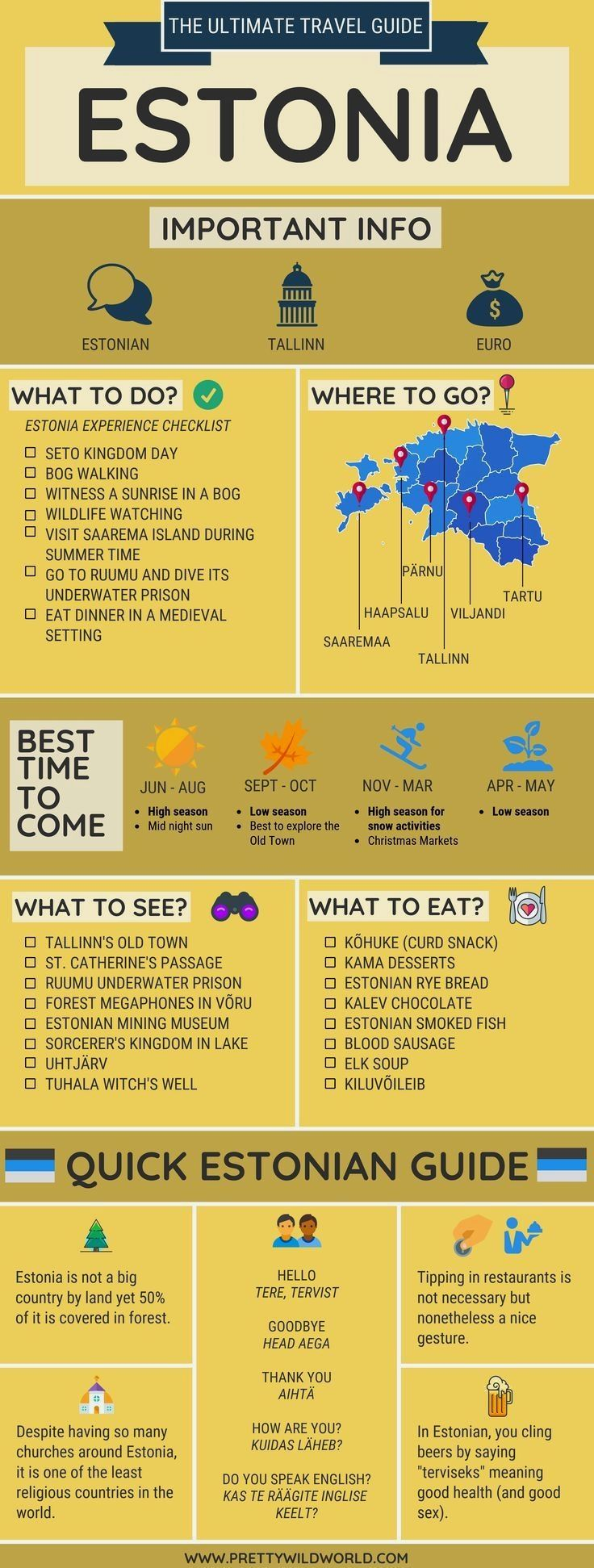Are You Going On A Trip To Estonia Soon Check Out This First Timers Guide To Estonia Including When Is The Best Time To Vi Estonia Travel Estonia Travel Guide