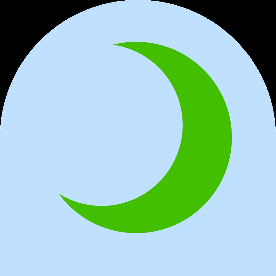 Islam Symbol The Color Green Is Often Associated With Islam Vimeo Logo Vector Art Tech Company Logos