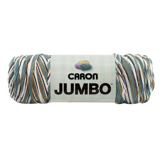 Caron Jumbo Ombre Yarn 12 oz 1 Ball Country Basket