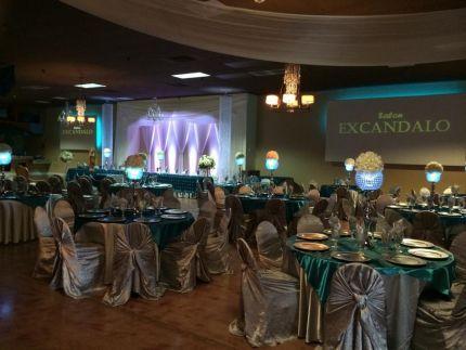 Excandalo Reception Hall In Phoenix Az Party Pinterest Party