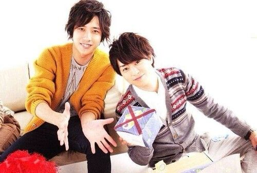 Nino and Sho