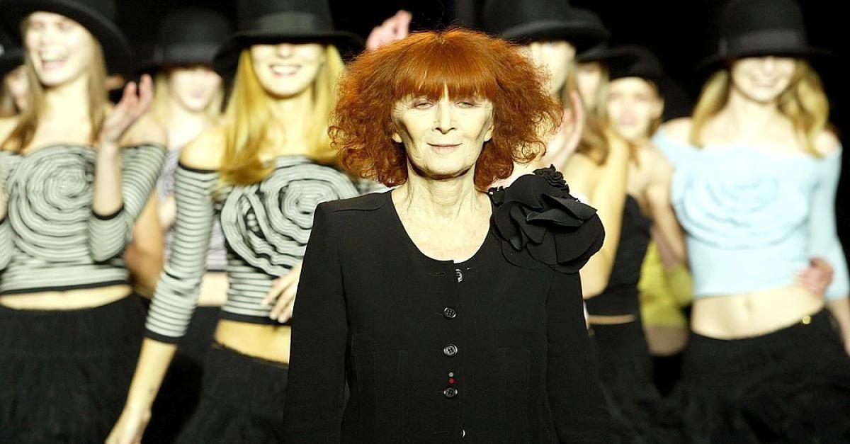 VIP-News: Designerin Sonia Rykiel stirbt im Alter von 86 Jahren