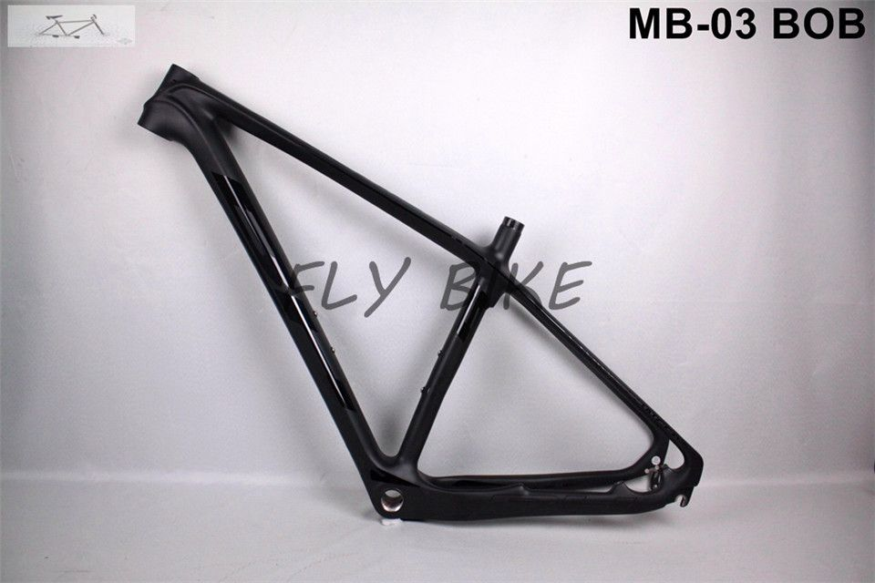 2016 fly bike hot sale weave ud carbon mountain bike frame 29er mtb carbon bike frame - Mountain Bike Frames For Sale