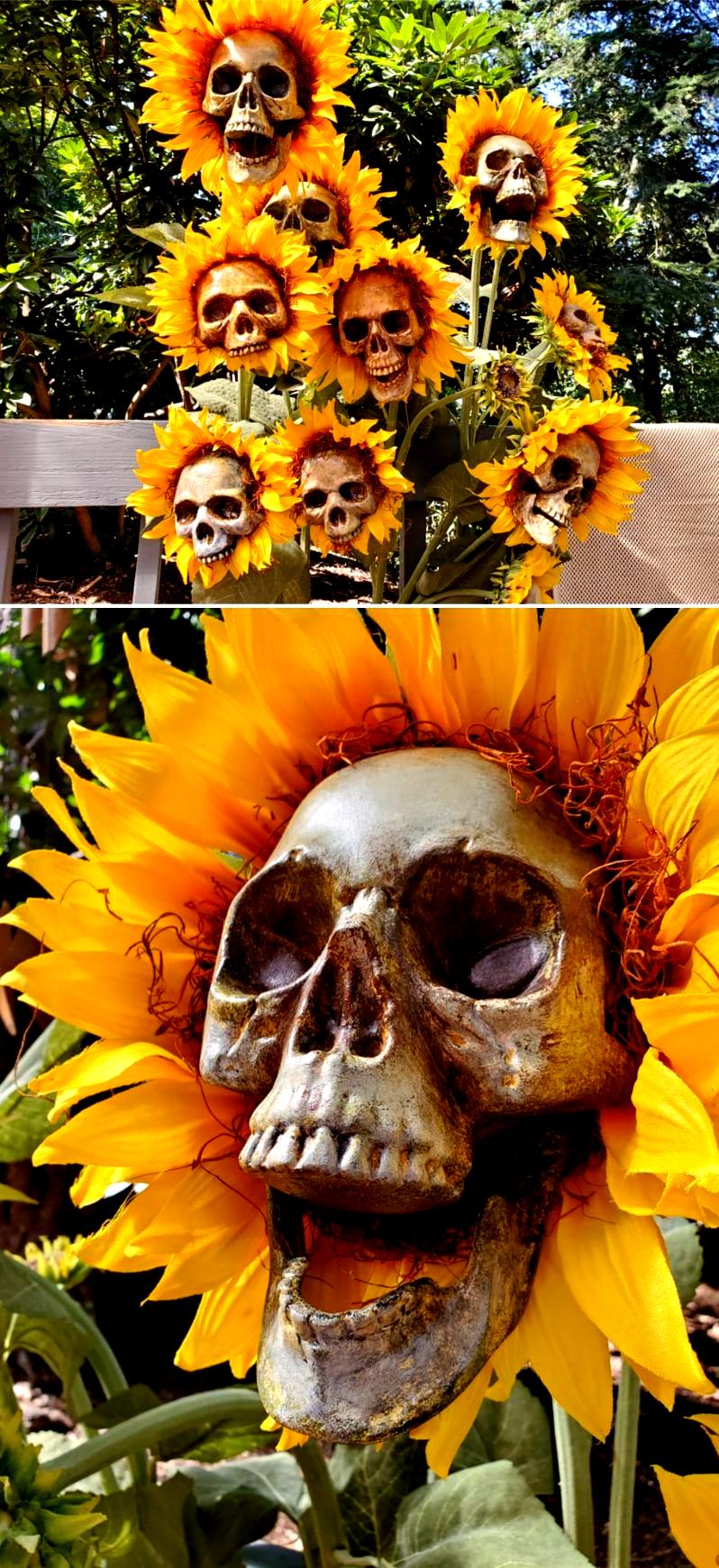 Cheap and Easy Halloween Decoration Ideas   DIY Dollar ...