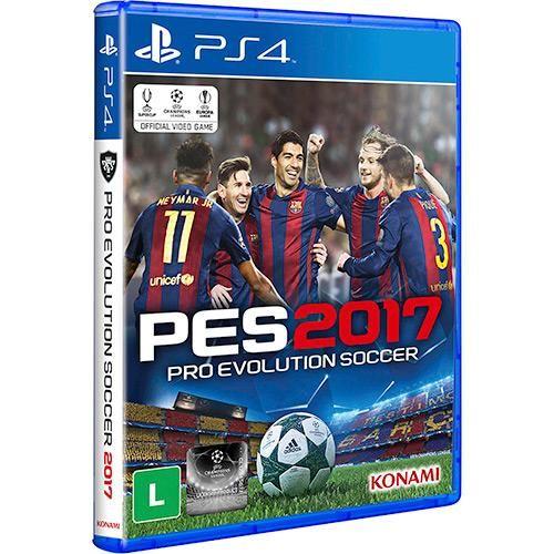 [Americanas] Pro Evolution Soccer 2017 - Xbox One ou PS4 - R$ 149,59 + Frete no Boleto