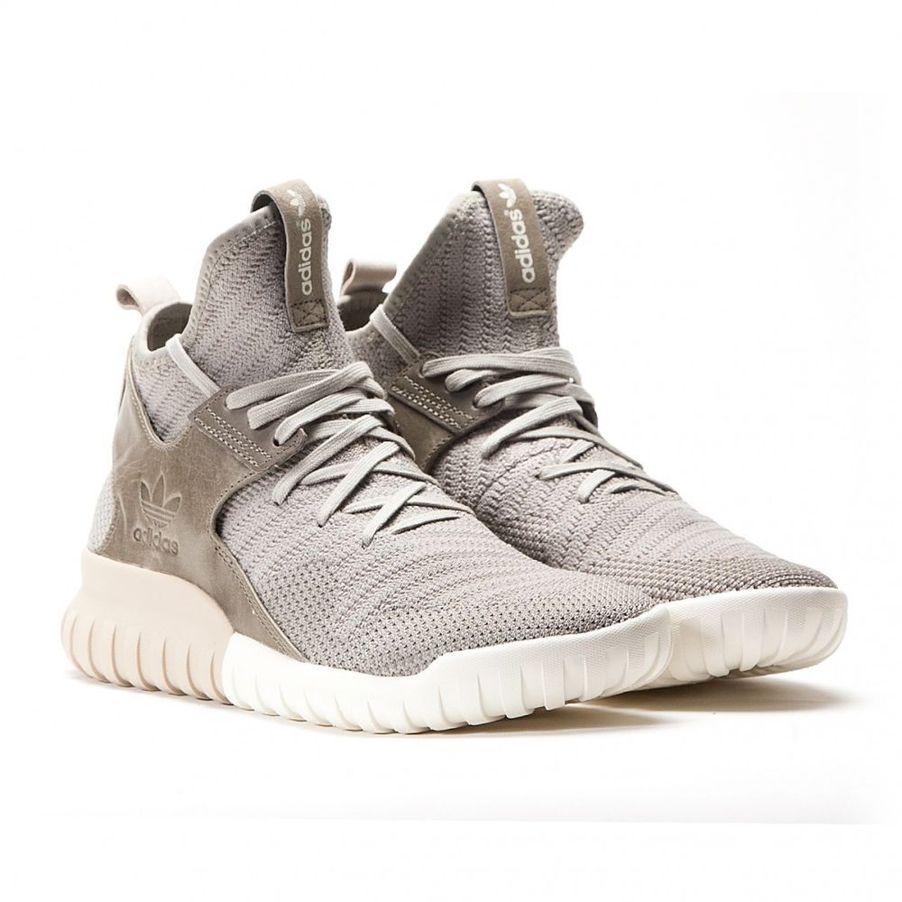 best loved 23d95 b7e87 Adidas Tubular X Knit Sesame Clay S81673 Consortium Doom Yeezy Boost Sz 8  NEW   Clothing, Shoes   Accessories, Men s Shoes, Athletic Shoes   eBay!
