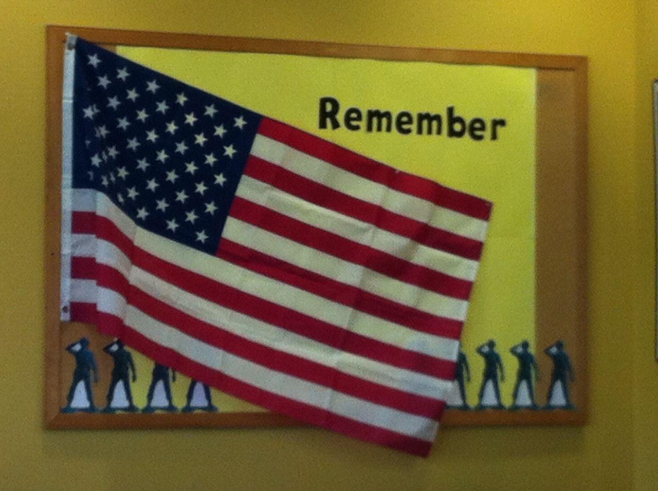 Remember Memorial Day May