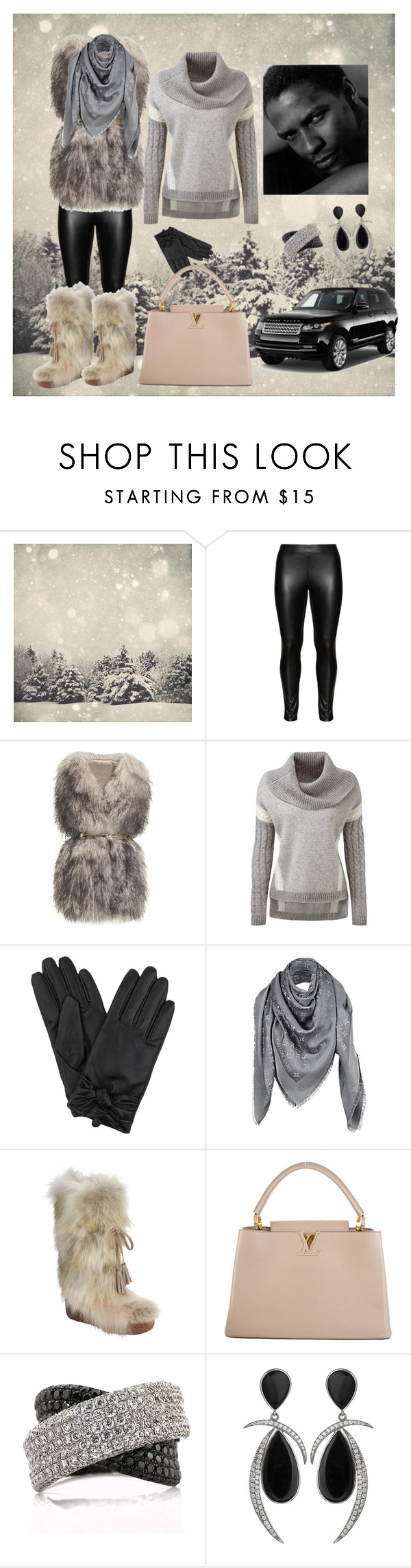 """""""Untitled #113"""" by arabakone ❤ liked on Polyvore featuring Studio, PINGHE, Louis Vuitton, Mark Broumand, Jorge Adeler, women's clothing, women's fashion, women, female and woman"""