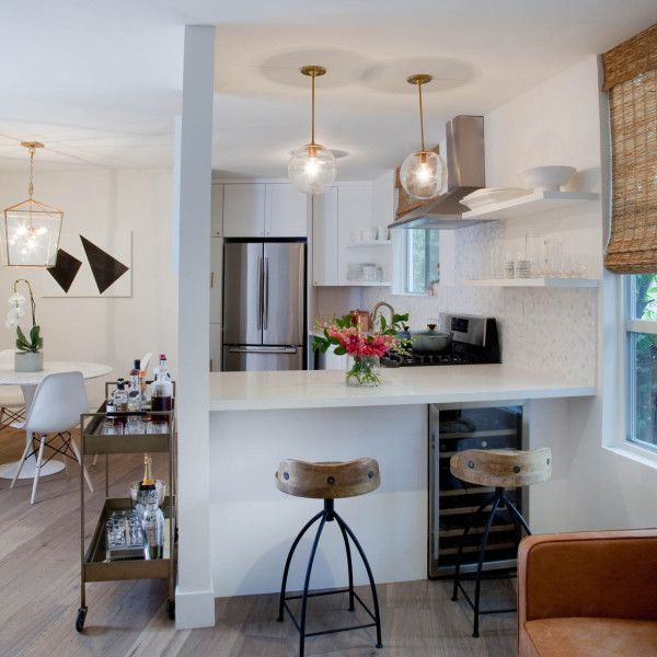 Studio Matsalla Remodels a Condo in Westwood - Des