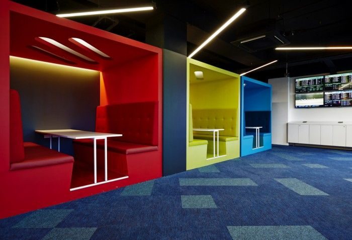 New Zealand Racing Board S Cafeteria And Training Room Office Snapshots Office Interior Design Office Design Inspiration Corporate Interior Design