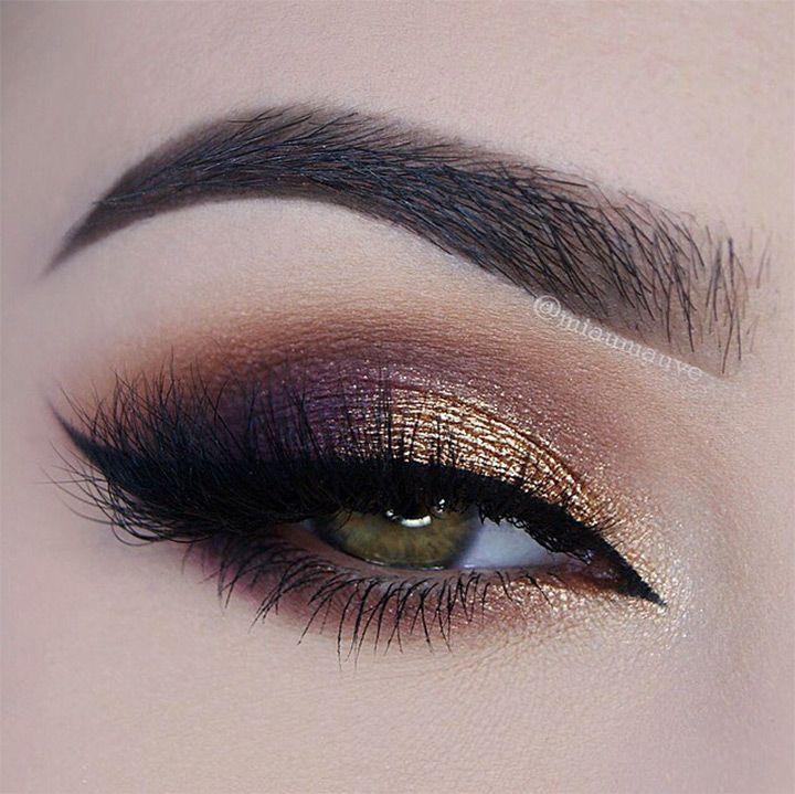 10 purple smokey eye looks   eye makeup, skin makeup, smokey eye.