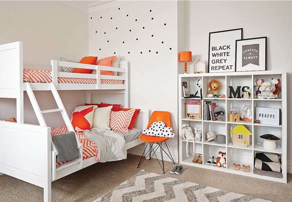 Barn Double Bunk | Super Amart | Home of Kids | Pinterest | Double ...