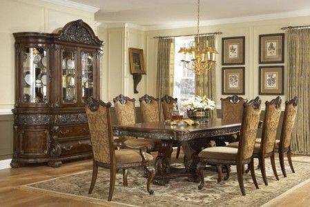 Good Universal Furniture Dining Room Pulaski Del Ray Set Furniturepick