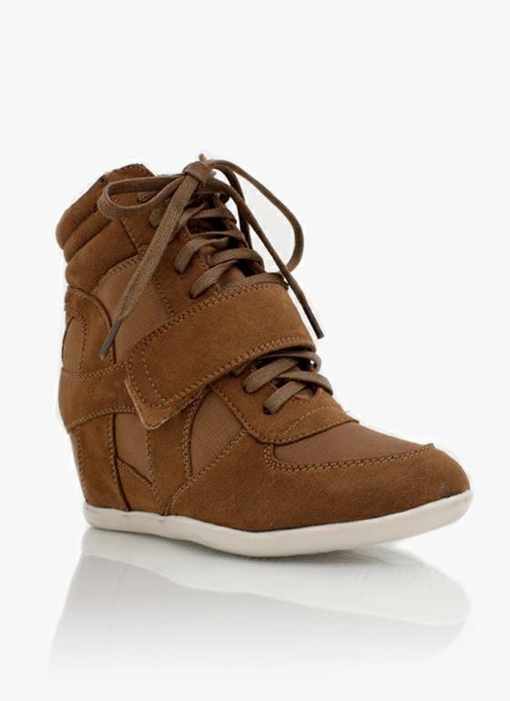 zapatilla con taco interno | Zapatillas con taco, Zapatillas