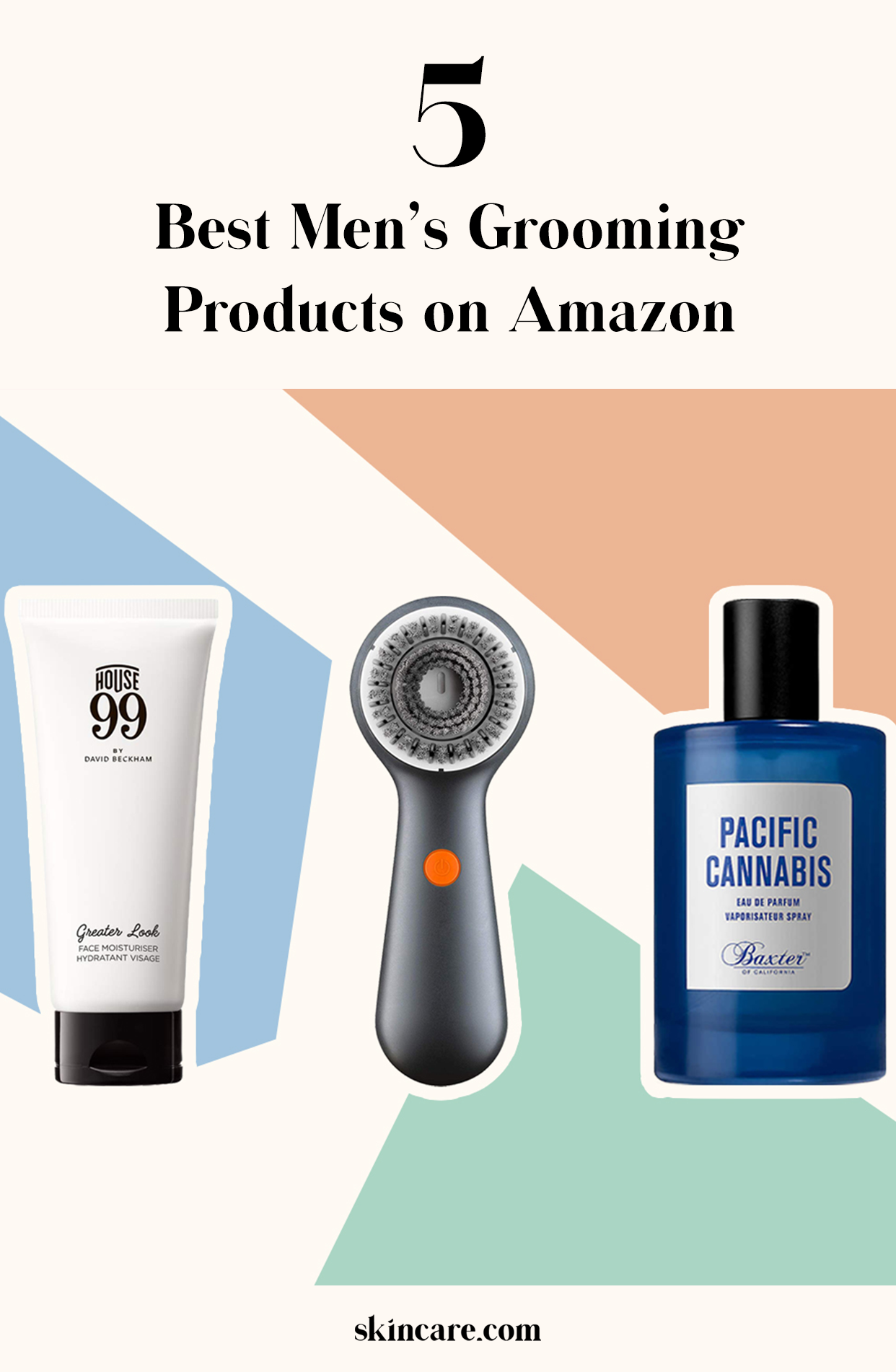 The Best Men S Grooming Products On Amazon Skincare Com By L Oreal Skin Care Toner Products Mens Skin Care Dry Skin Men