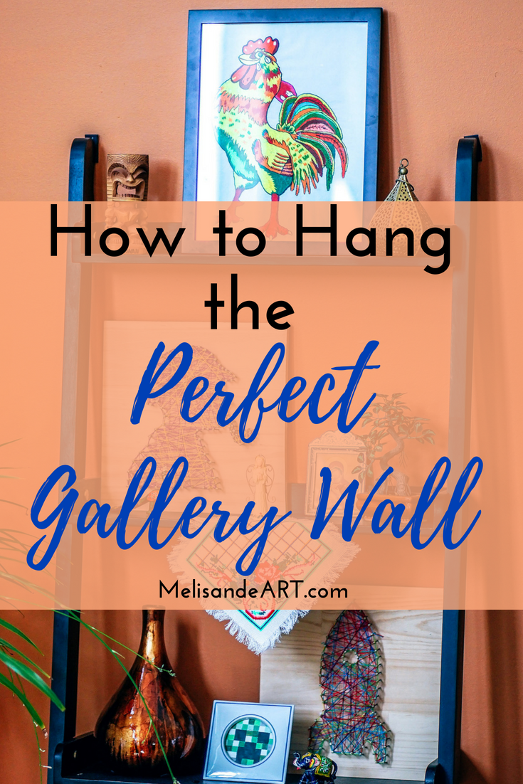 How to hang a stunning gallery wall ideas for the house