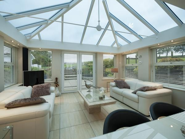 Conservatory Glass Roofs From Prefix Glass Roof Fibreglass Roof Corrugated Roofing