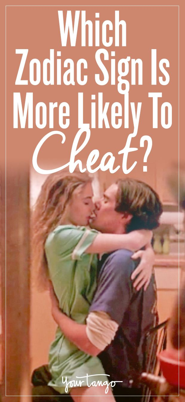These 4 Zodiac Signs Are Most Likely To Cheat | Zodiac