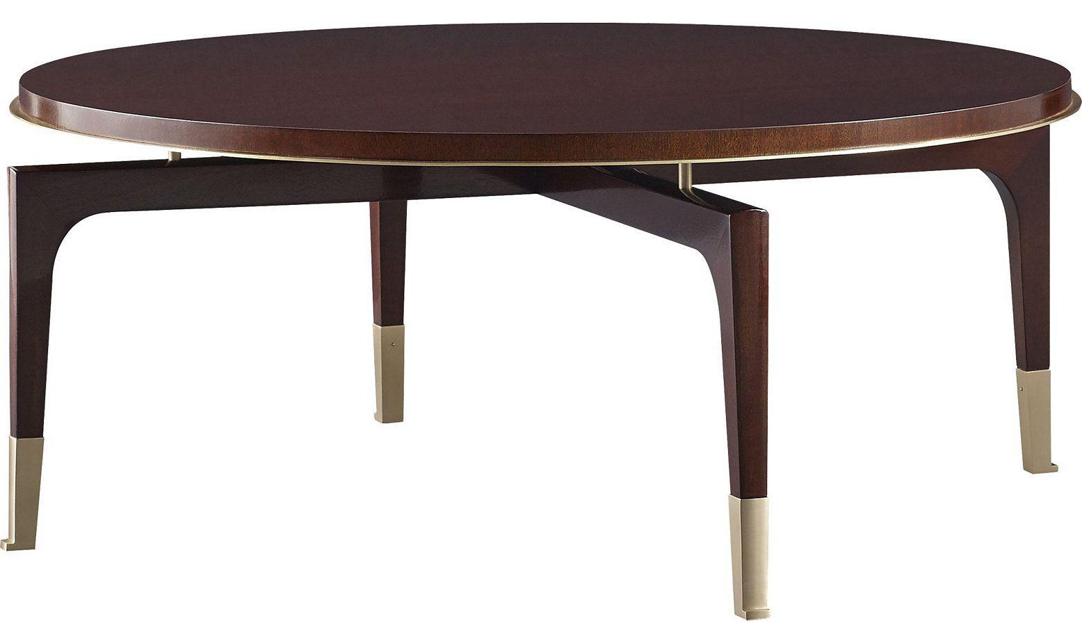 Vendome Cocktail Table By Thomas Pheasant 8739 Baker Furniture Coffee Table Inspiration Thomas Pheasant Table [ 924 x 1556 Pixel ]
