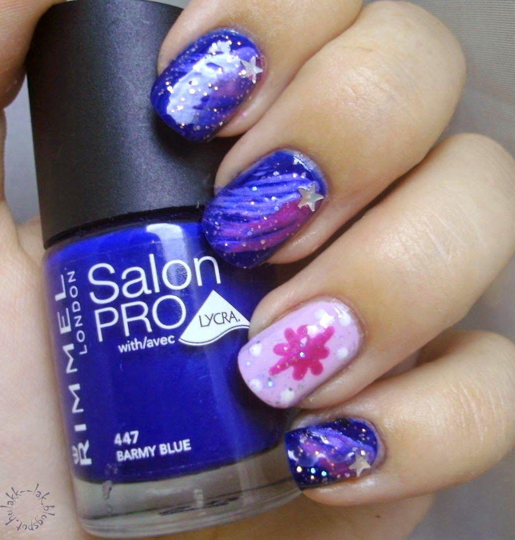 My little pony twilight sparkle nail art my nails my little pony twilight sparkle nail art prinsesfo Gallery