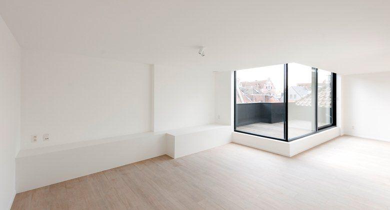apartments DKJ, Lier, 2011 - P8 architecten