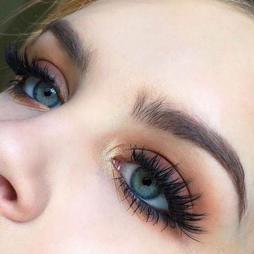 Make para o dia-dia Makeup♥ Pinterest Maquillaje, Ojos y Belleza - maquillaje natural de dia