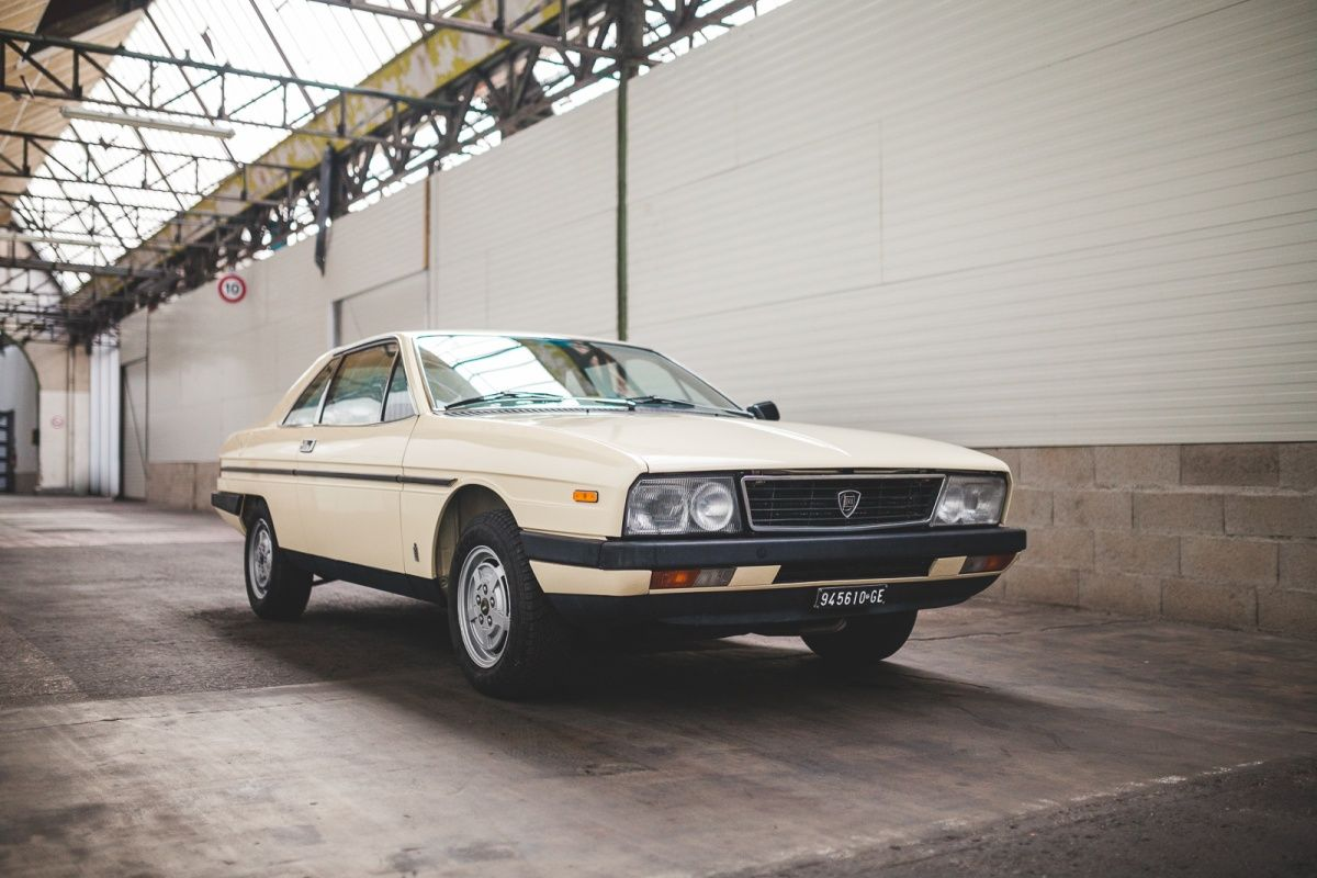 1978 Lancia Gamma Coupé S2 | Classic Driver Market | EVERYTHING ...